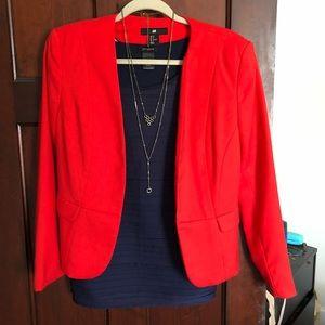 Red Blazer, OWO!! H&M, M